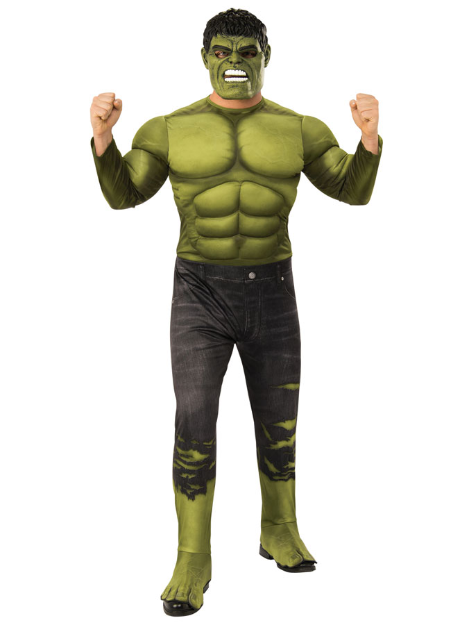 Hulken Maskeraddräkt (Standard)