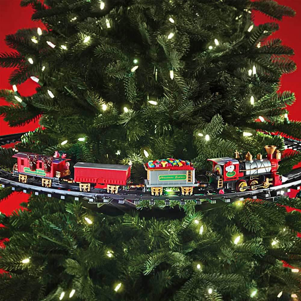 Julgranståg