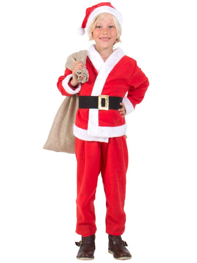 Jultomtedräkt Barn (Small (3-5 år))