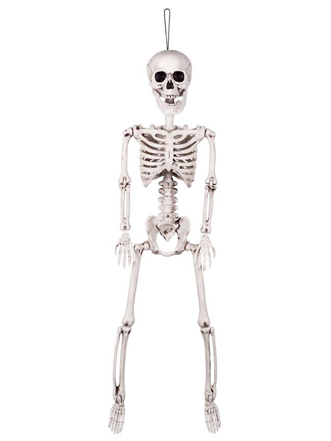 Justerbart Skelett Dekoration