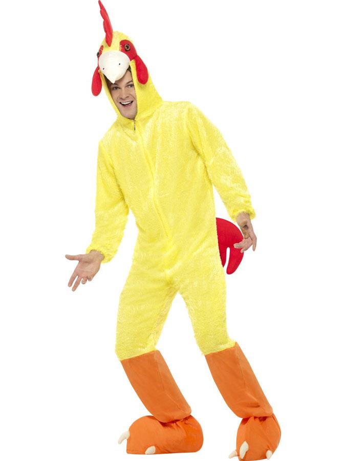 Klassisk Kycklingdräkt