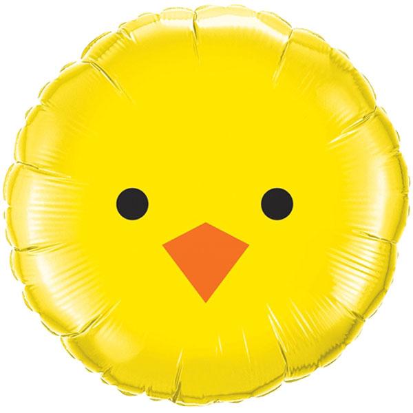 Kyckling Folieballong