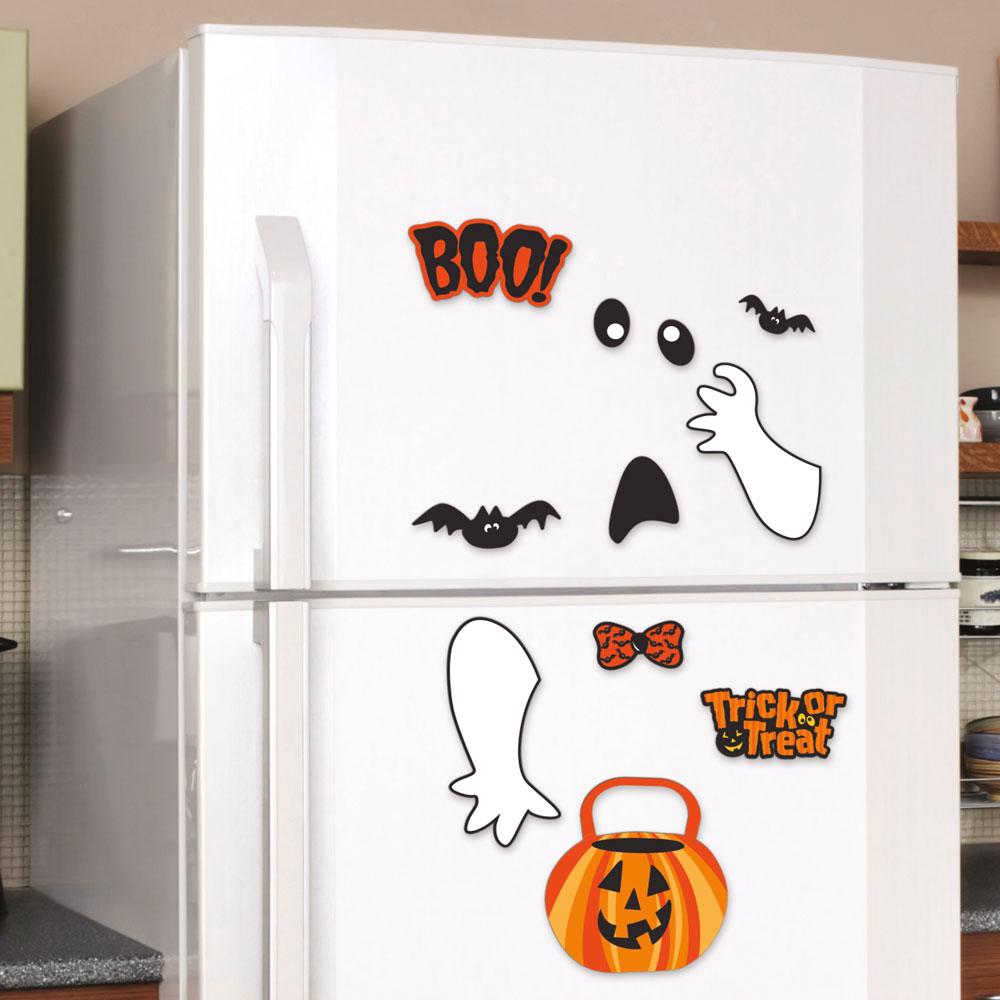 Kylskåpsmagneter Halloween