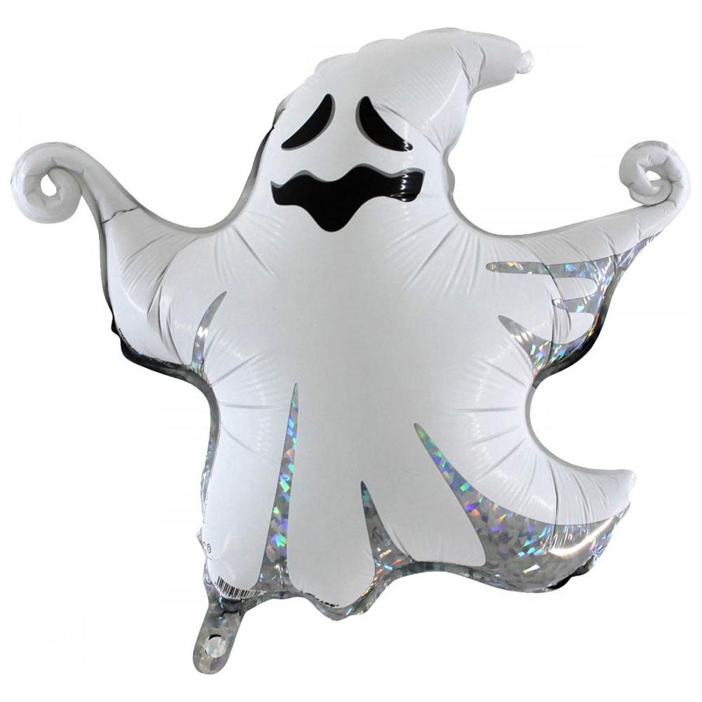 Länkande Spöke Folieballong