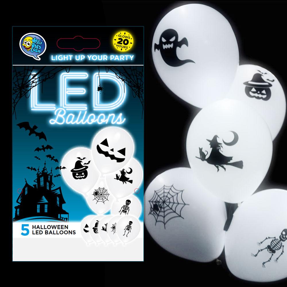 LED Ballonger Halloween