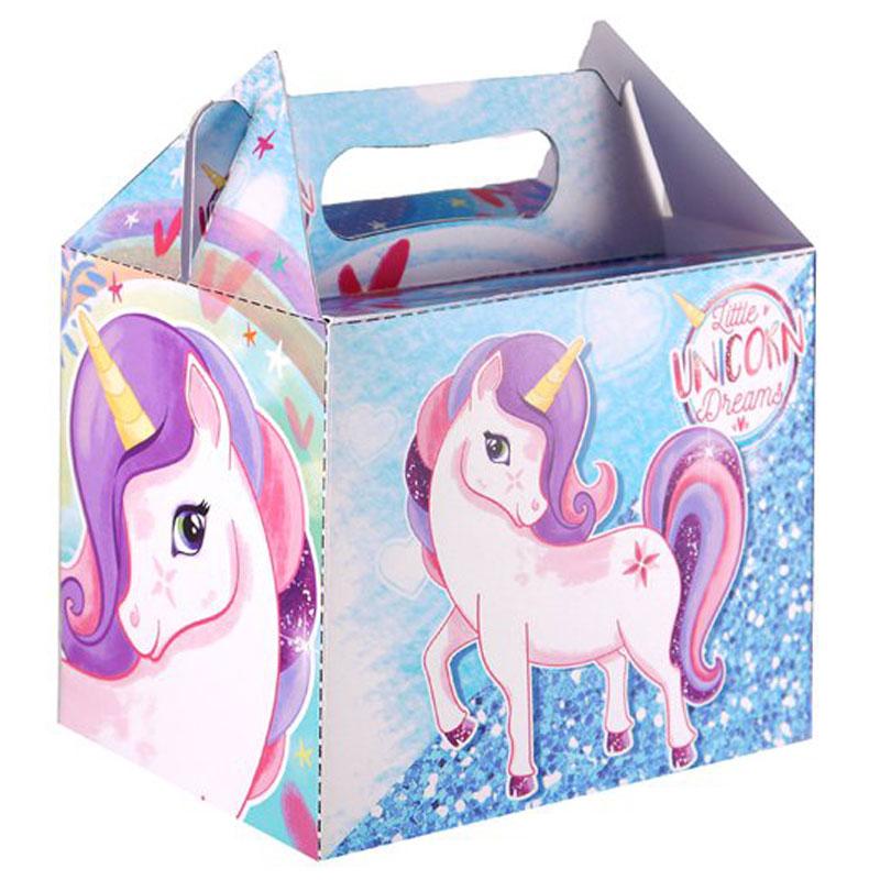 Enhörningsprodukter - Little Unicorn Dreams Kalasbox
