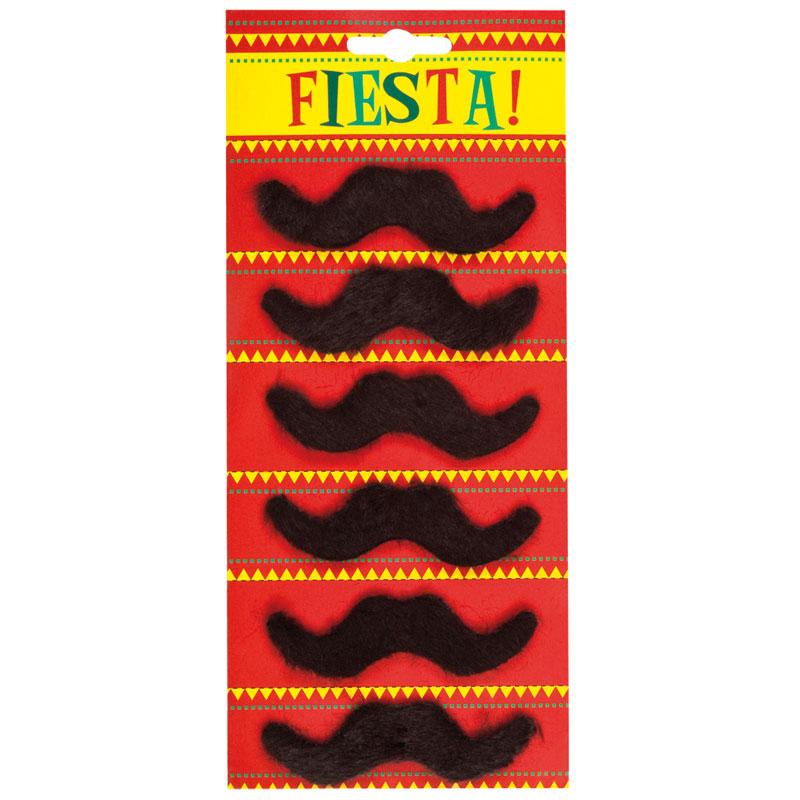 Mexikansk Mustasch 6-Pack