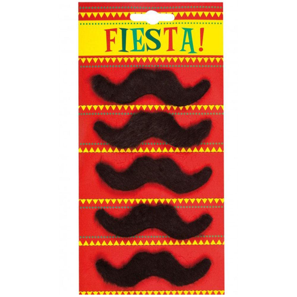 Mexikansk Mustasch 5-Pack