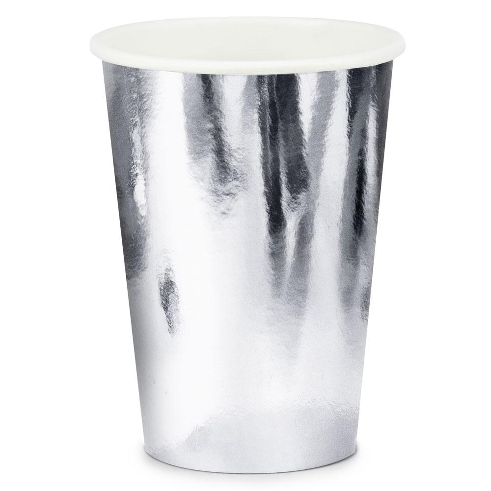Muggar Metallic Silver
