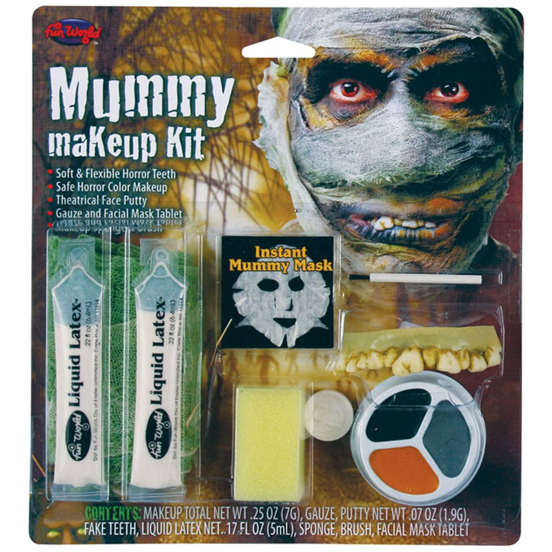 Mumie Sminkset