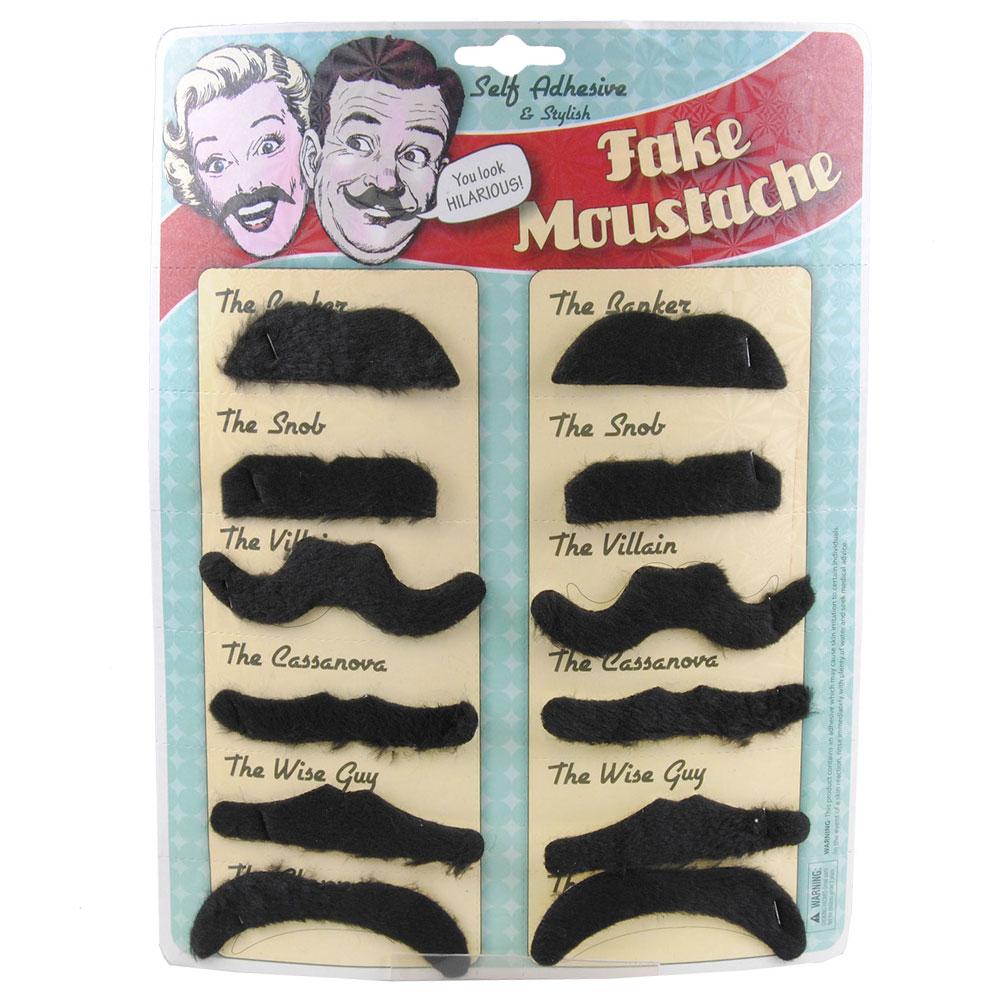 Mustascher 12-pack