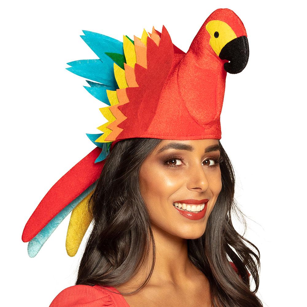Papegoja Hatt
