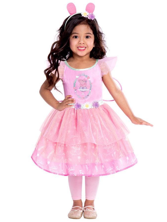 Peppa Pig Fairy Klänning Barn
