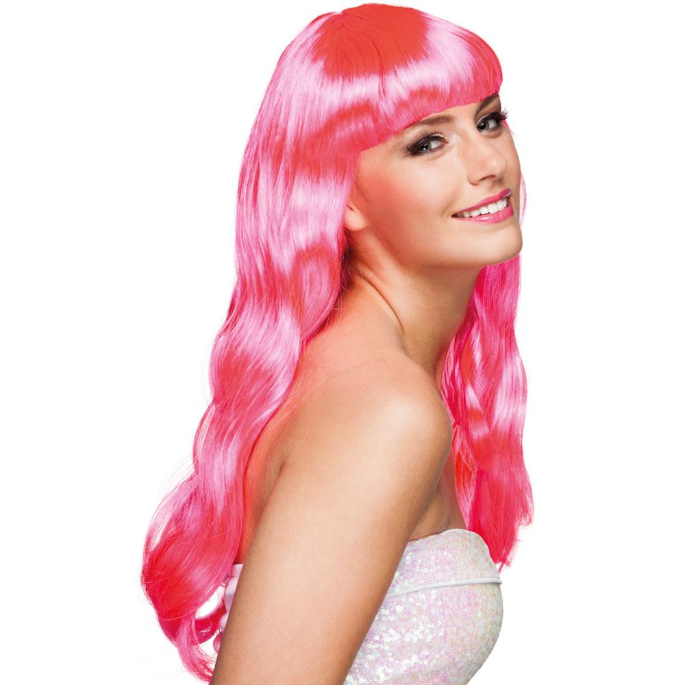 Peruk Chique Hot Pink