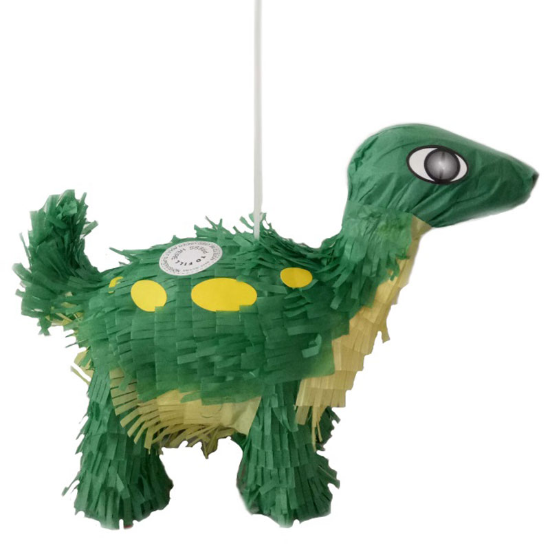 Dinosaurie - Pinata Dinosaurie Grön