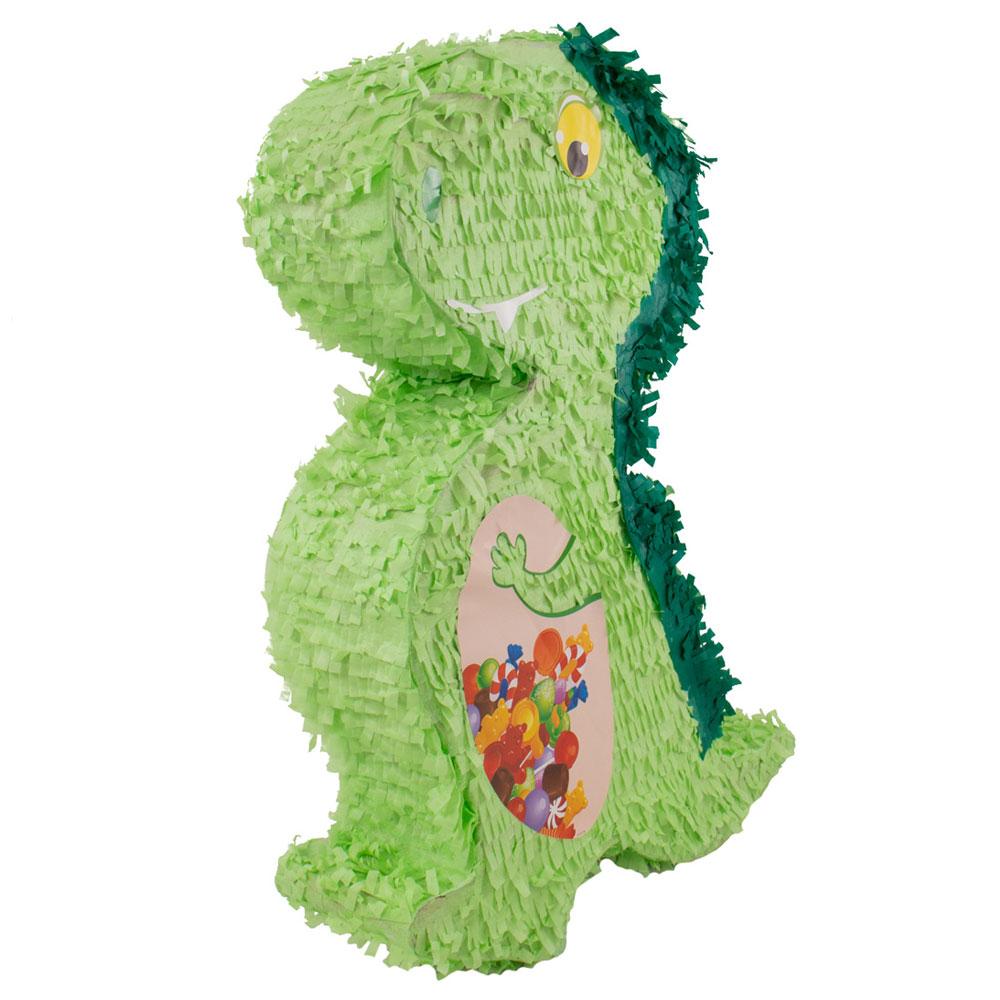 Pinata Grön Dinosaurie