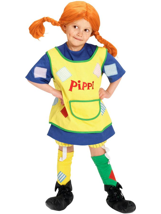 Pippi Långstrump Dräkt Barn
