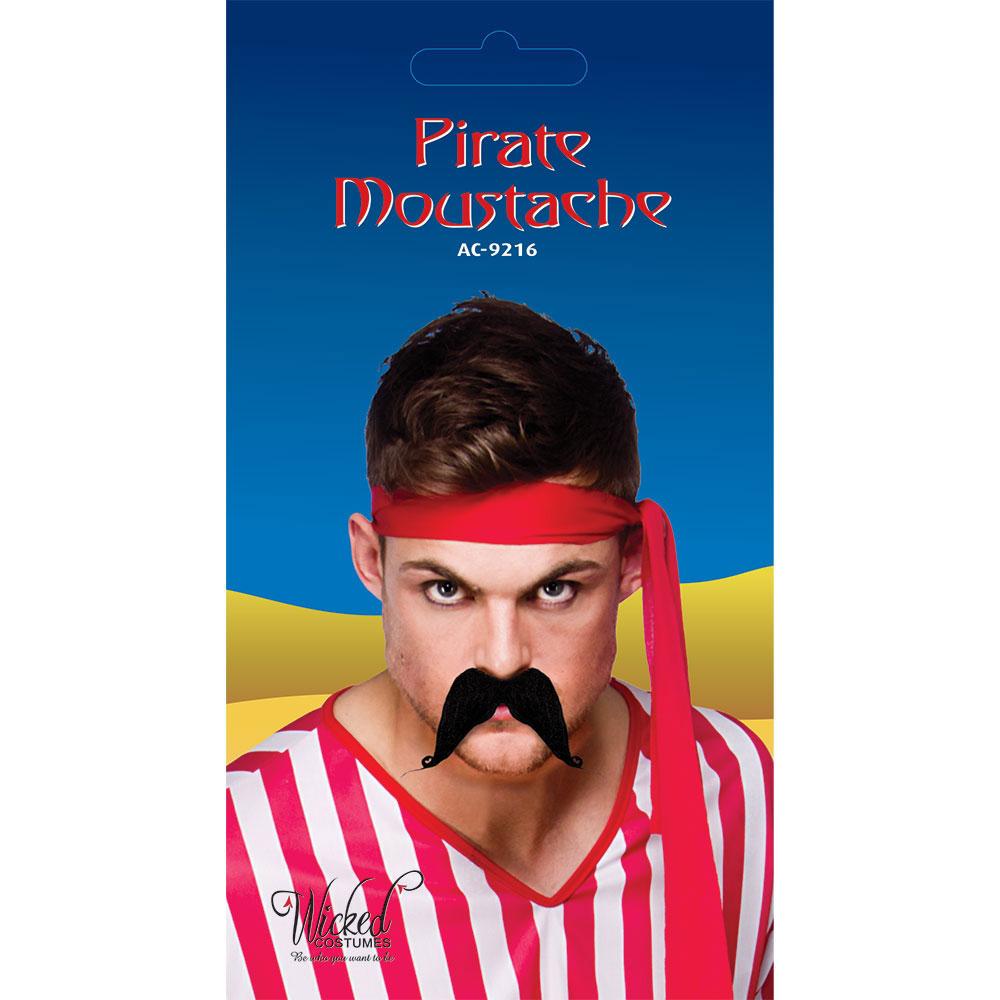 Pirat Mustasch