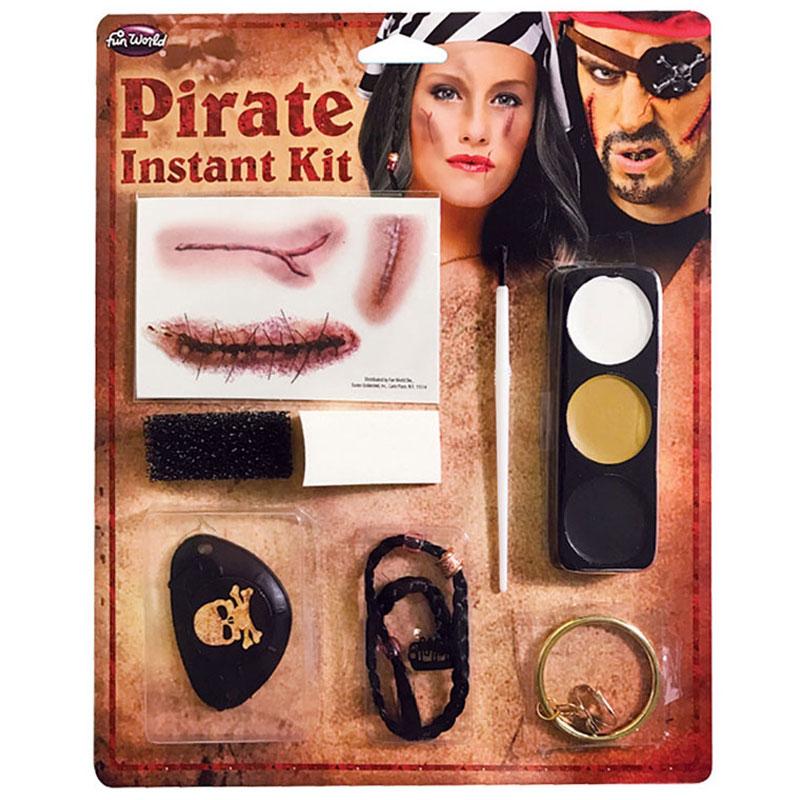 Pirat Sminkset