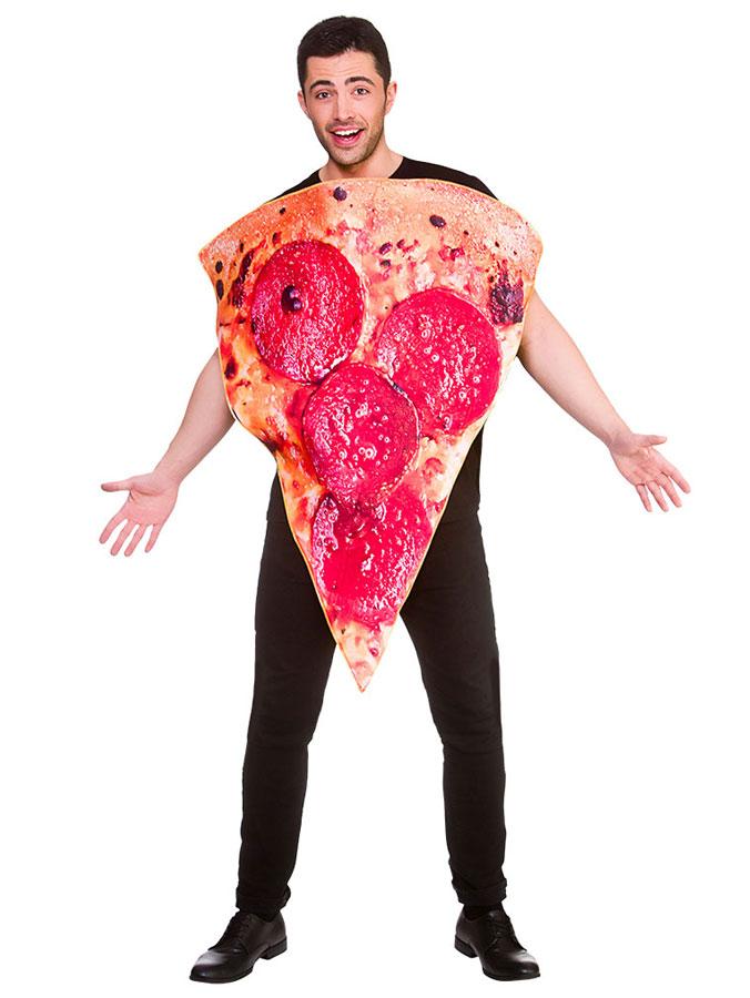 Pizza Slice Maskeraddräkt