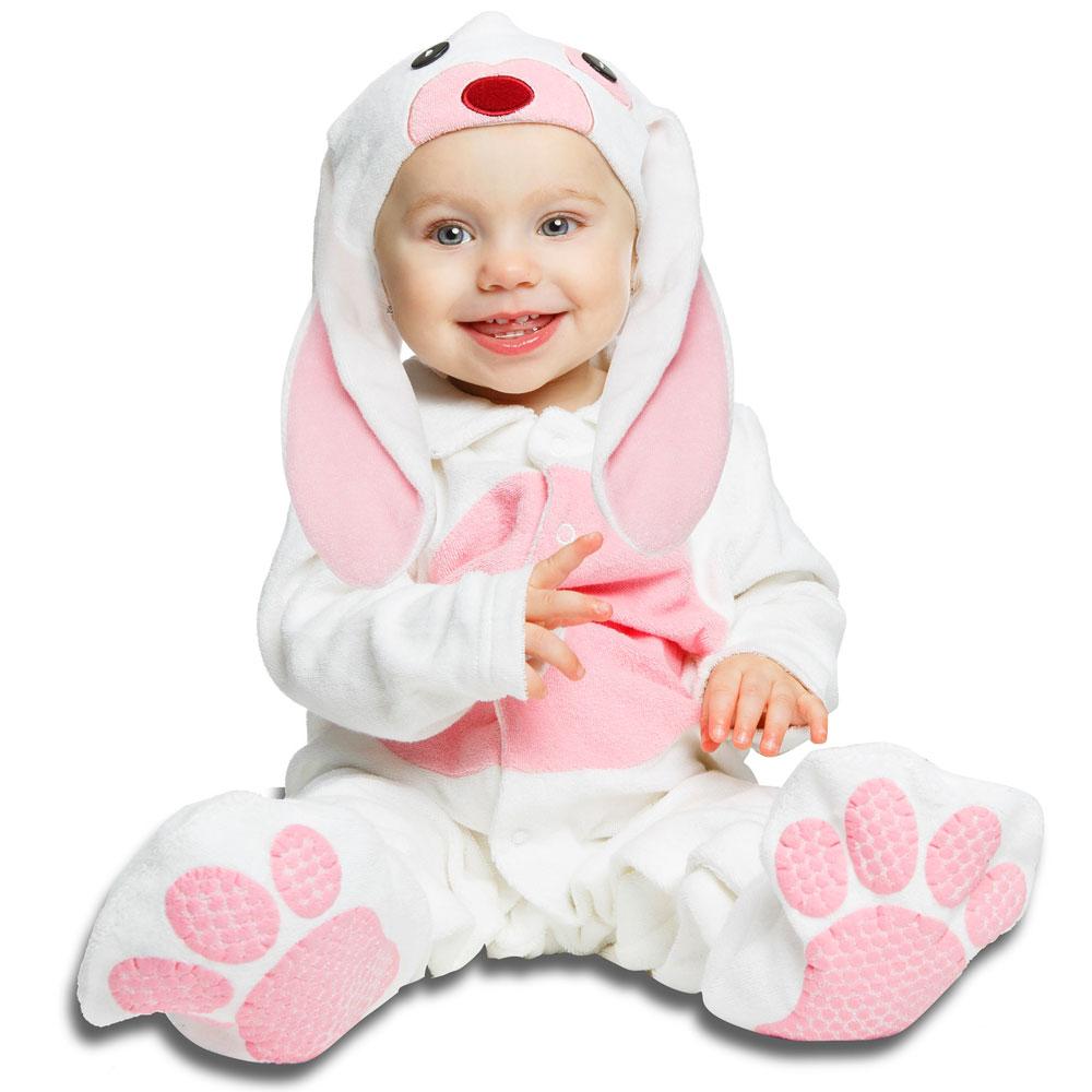 Kanin-produkter - Pyjamas Rosa Kanin Barn (0-6 mån)