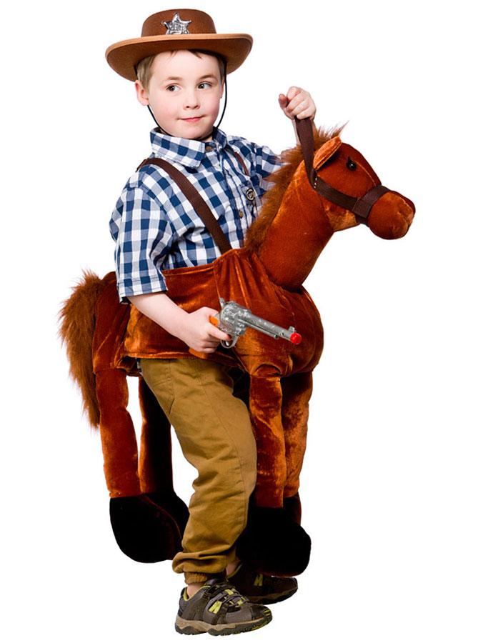 Ridande Hästdräkt Barn
