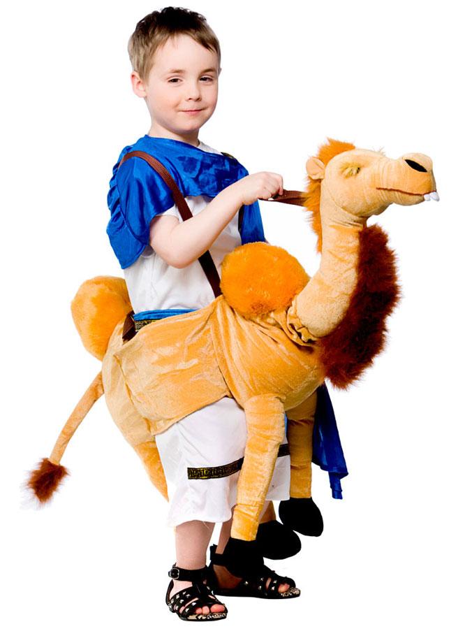 Ridande Kameldräkt Barn