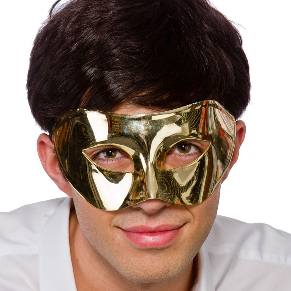 Rimini Ögonmask Guld