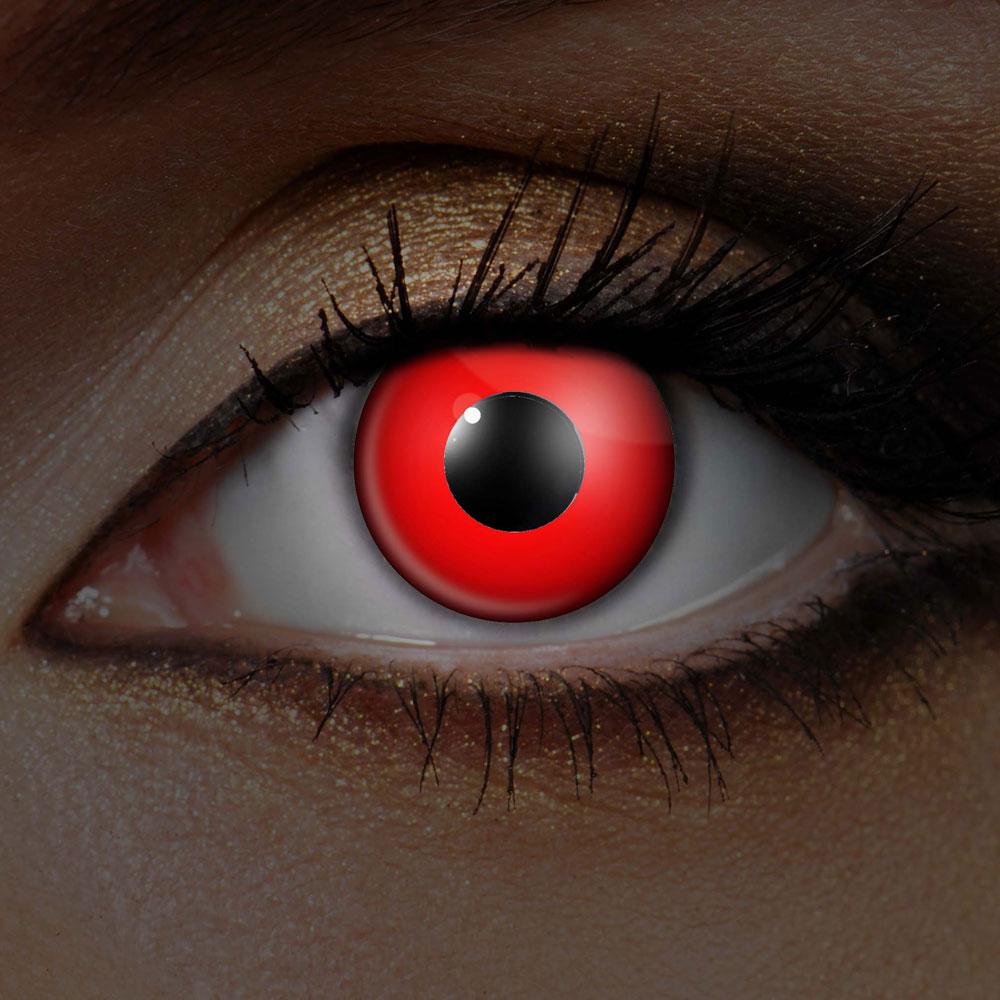 Röda UV Linser