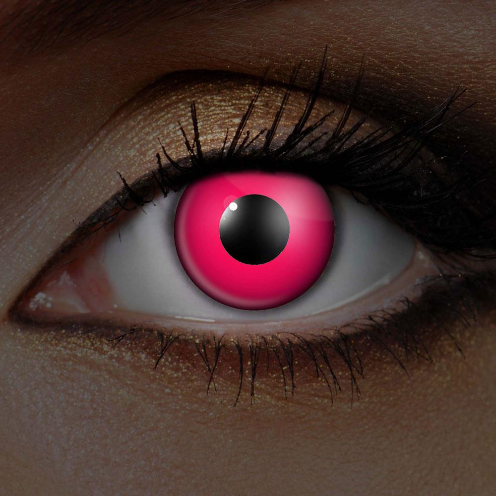 rosa linser utan styrka