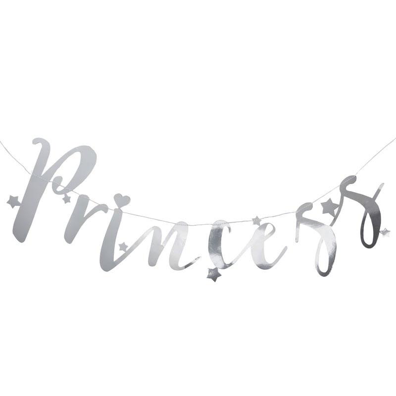 Silver Banderoll Princess