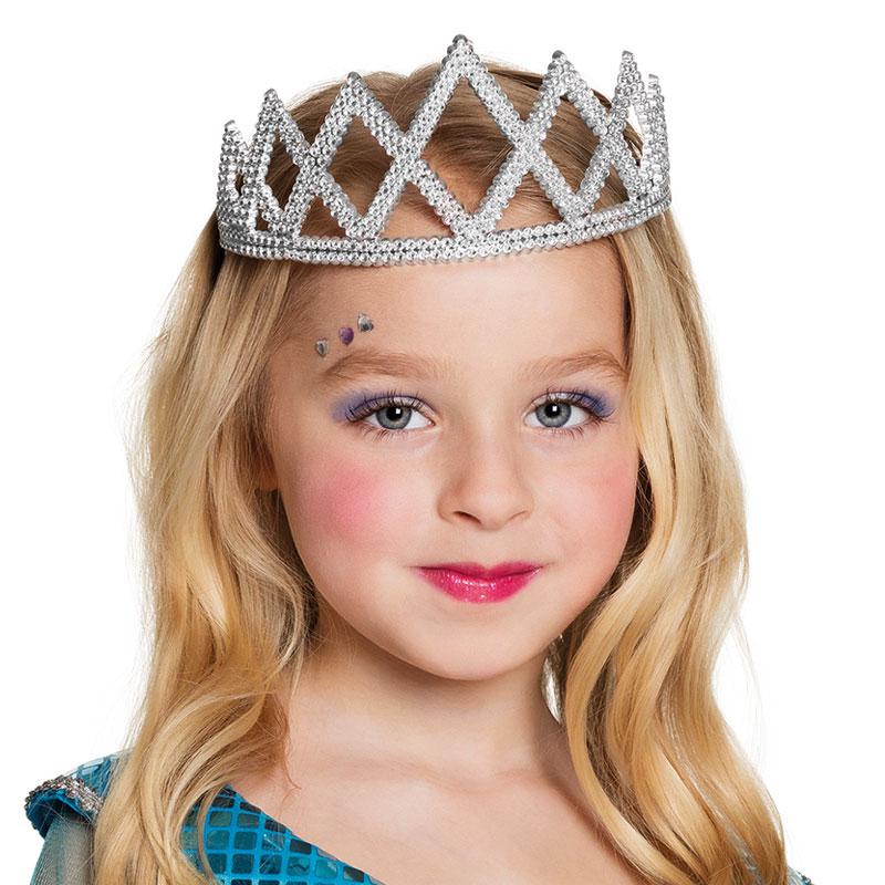 Silver Prinsesskrona Barn