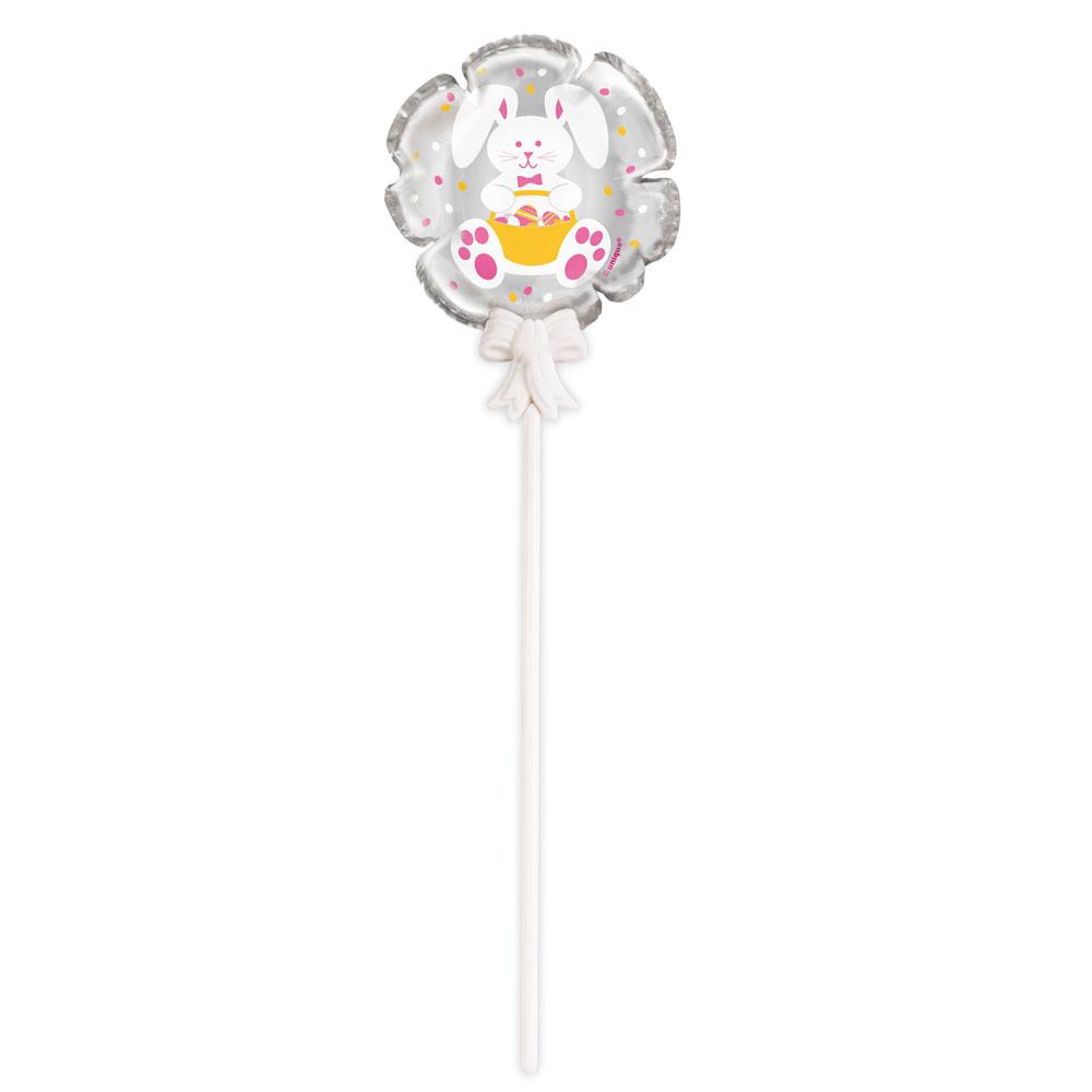 Kanin-produkter - Självuppblåsande Folieballong Påsk Kanin