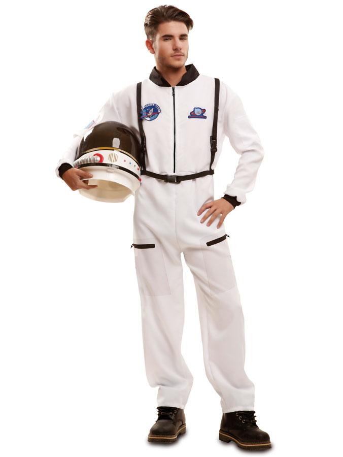Space Mission Astronaut Maskeraddräkt