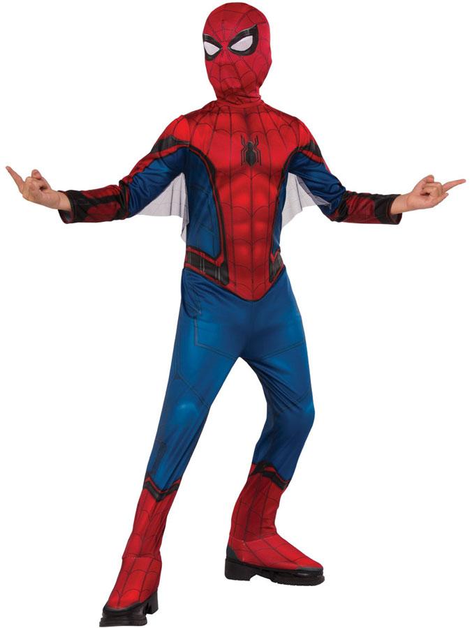 Spiderman Homecoming Dräkt Barn (Small (3-4 år))