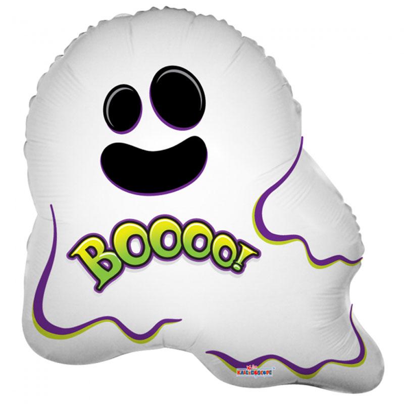 Spöke Booo Folieballong