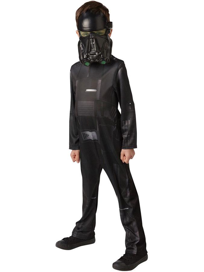 Star Wars Death Trooper Dräkt Barn (5-6 år)