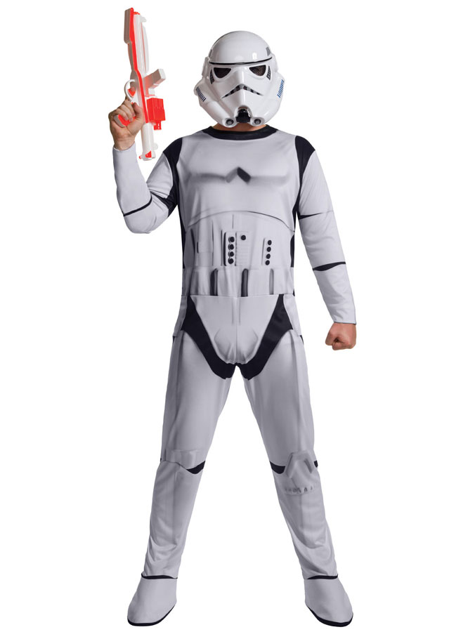 Star Wars Stormtrooper Dräkt (Standard)