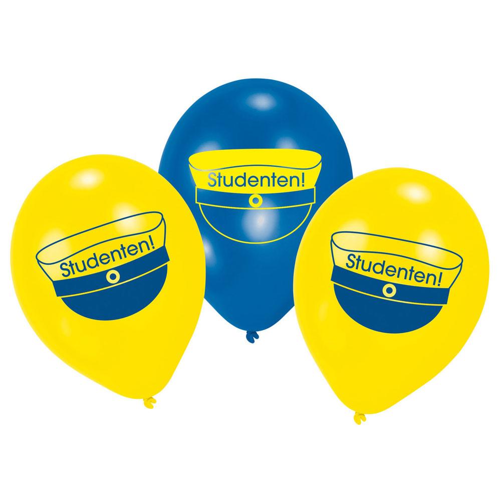 Studentballonger Studentmössor