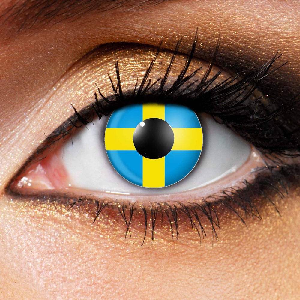 Svenska Flaggan Linser