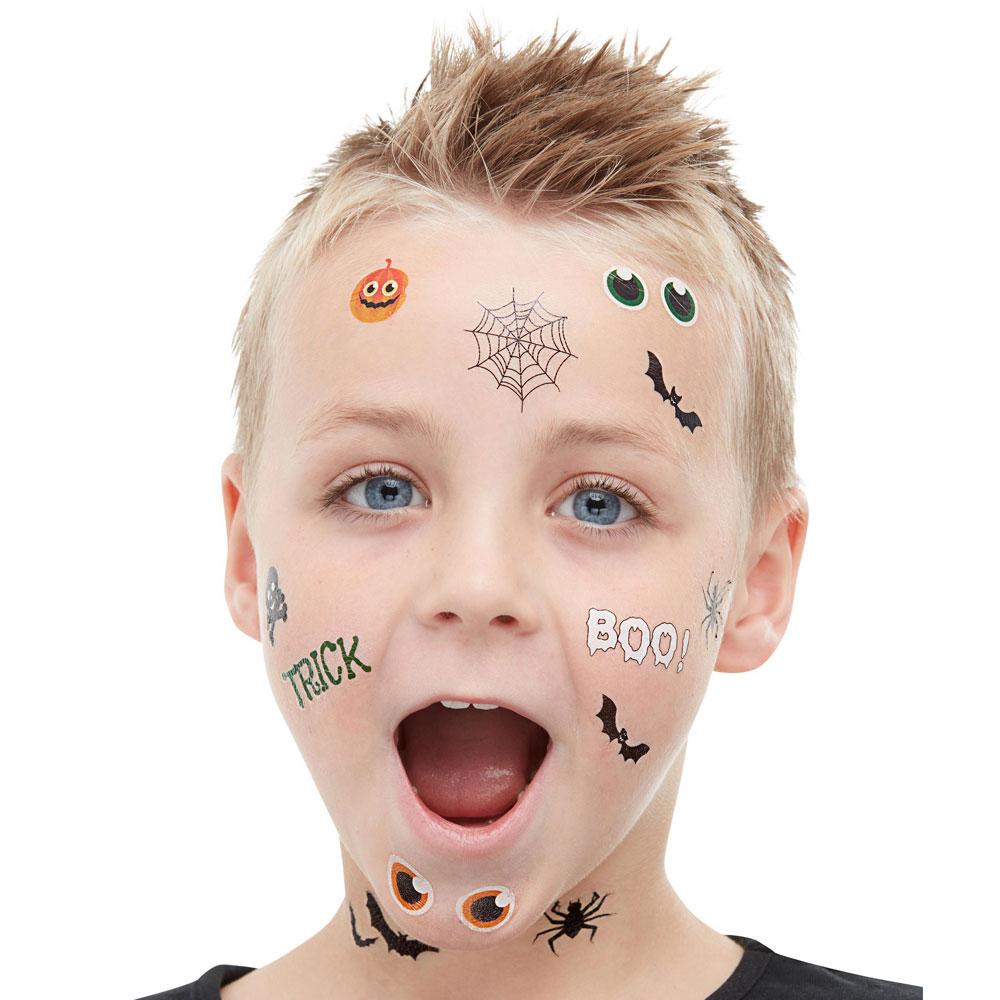 Trick or Treat Temporära Tatueringar