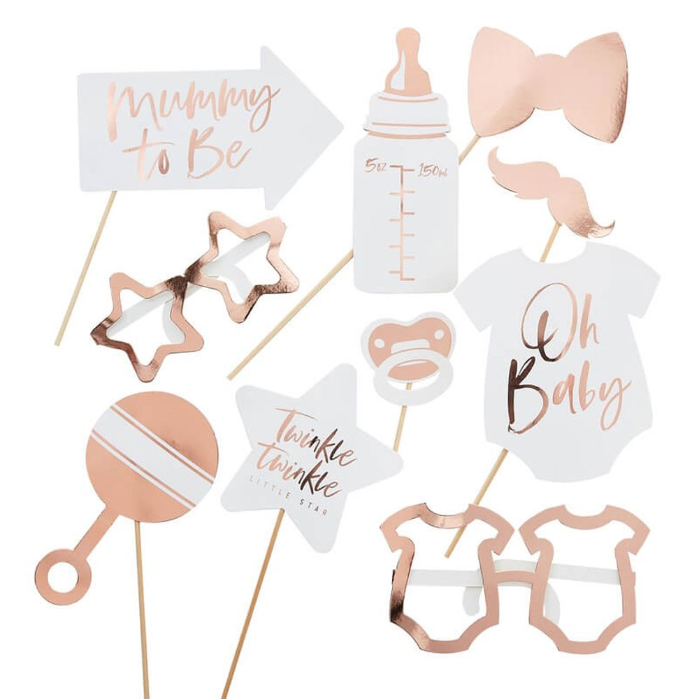 Twinkle Twinkle Baby Photo Booth Props