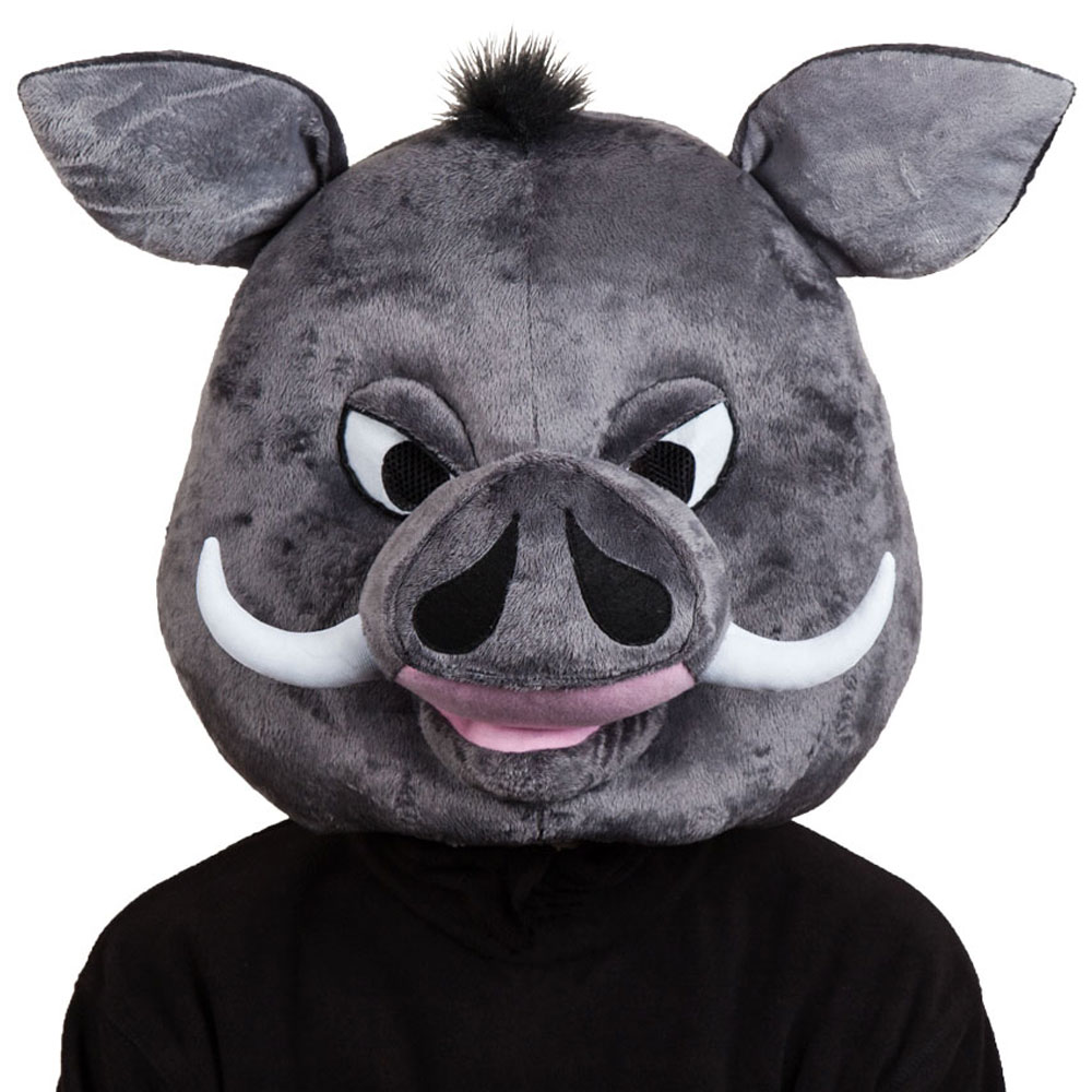 Vårtsvin Mask
