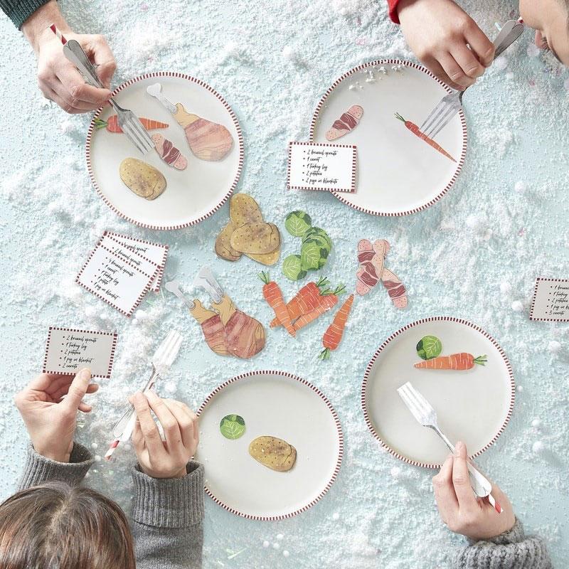 Winner Winner Turkey Dinner Sällskapsspel