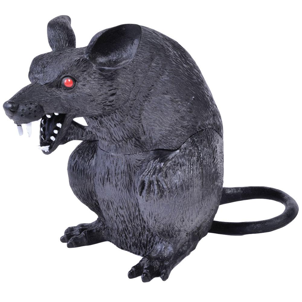 Zombie Råtta Dekoration Prop